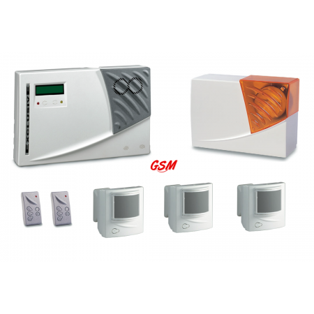 KIT GT 3004 GSM - IR