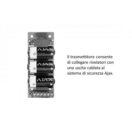 Sensore Tapparella -Trasmitter+SM07BA