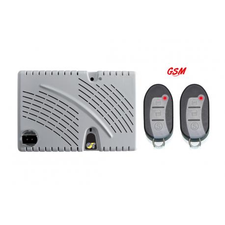 """GT 13.9/SC - KIT allarme con sensore SUBSONICO """"senza contatto magnetico"""""""