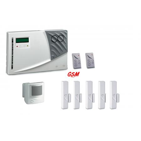 KIT GT 3004 GSM - CM - Senza sirena esterna
