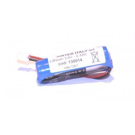 GT 130014 - Batteria per Sensori GT 3260/70/71