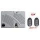 """GT 13.9/C - KIT allarme con sensore SUBSONICO """"senza contatto magnetico"""""""