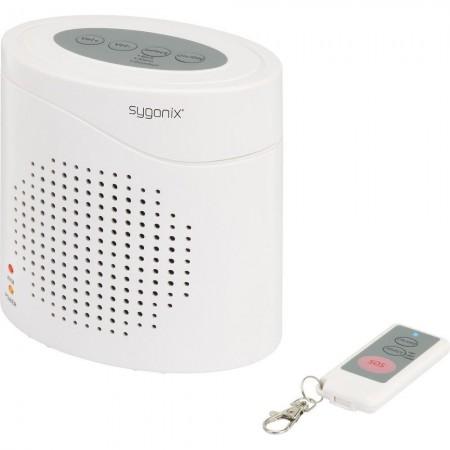 Allarme elettronico con telecomando 120 dB sygonix