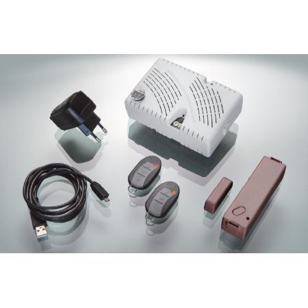 GT 13.9 KIT allarme con sensore SUBSONICO e Contatto Magnetico